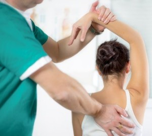 Bursitis pain can be relieved by chiropractic care.