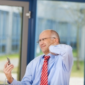 Cell Phone Neck Pain