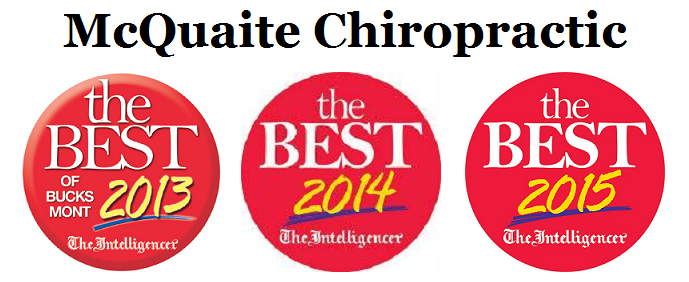 McQuaite Chiropractic Best of Bucks