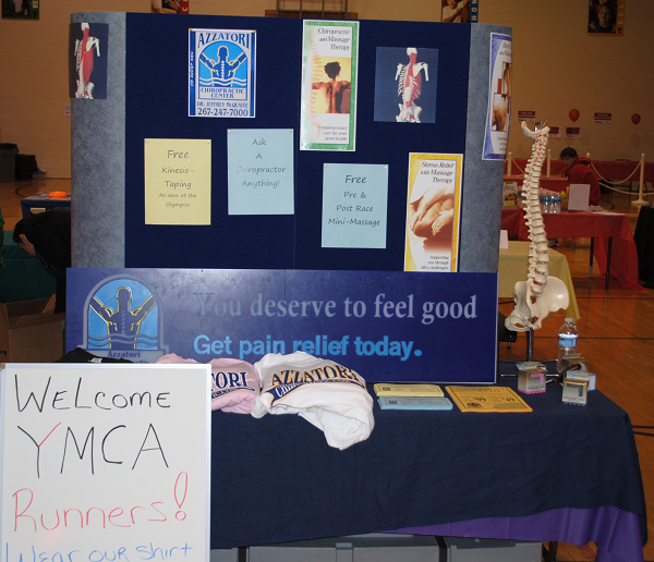Central Bucks YMCA McQuaite Chiropractic