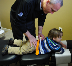 Toddler Chiropractor